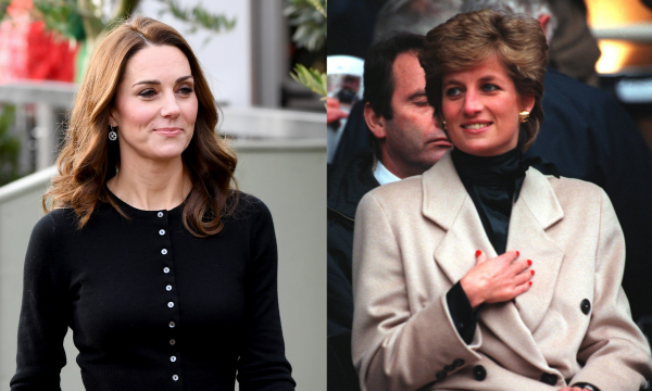 Kate Middleton usa item favorito de Princesa Diana em evento real; veja fotos