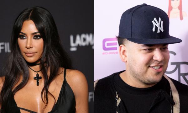 Kim Kardashian revela que irmão Rob tinha hábito infantil até recentemente; entenda