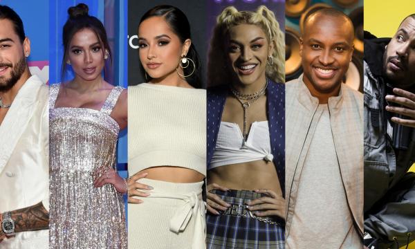Parceria dançante de Maluma, Anitta e Becky G; remix de Pabllo Vittar; EP de Thiaguinho e regravação de Projota são destaques nos 'Lançamentos de Sexta'