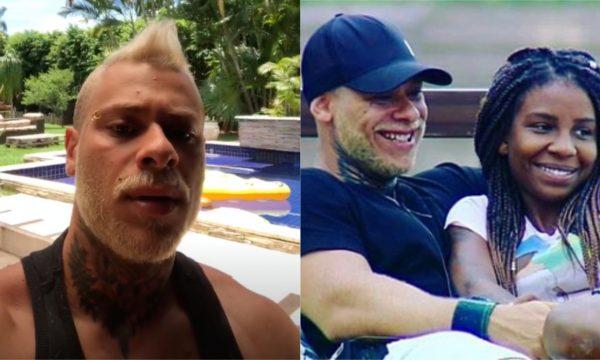 A Fazenda 10: Léo Stronda se pronuncia sobre término com Luane Dias, após fãs o culparem por depressão da ex