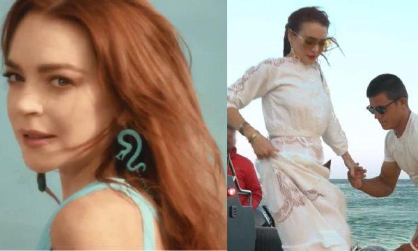 """Lindsay Lohan comanda balada no primeiro trailer do novo reality da MTV: """"Já passei por tanta coisa no passado"""""""