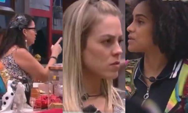 BBB 19: Após declaração polêmica de Tereza, Gabriela explica para Isabella que racismo inverso não existe; Assista!