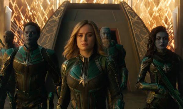 'Capitã Marvel' ganha novo trailer, eletrizante e mais engraçadinho! Vem ver que tá mara!