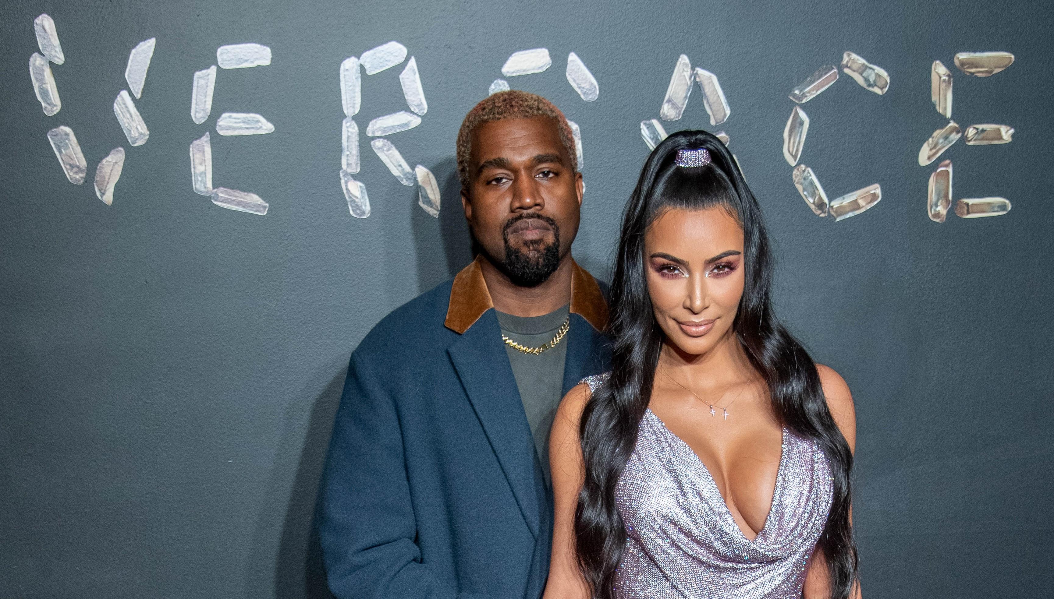 49c3f5e426ff0e Kim Kardashian e Kanye West escolheram outra barriga de aluguel para ...