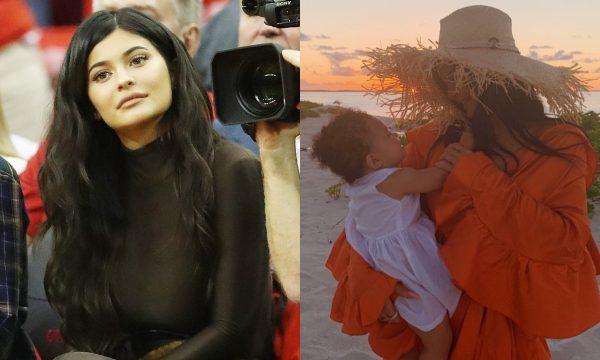 Kylie Jenner está preparando festa de R$ 370 mil para aniversário de Stormi, diz revista