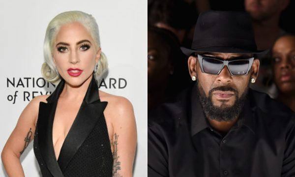 Lady Gaga quebra silêncio sobre as acusações de abuso sexual contra R. Kelly e toma decisão sobre parceria