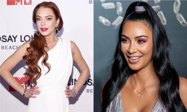 Lindsay Lohan revela o maior erro de sua carreira e se diverte com treta com Kim Kardashian
