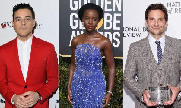Rami Malek, Lupita Nyong'o, Bradley Cooper e mais reagem às indicações ao Oscar 2019; confira!