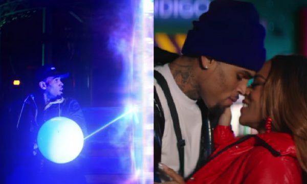 """Chris Brown seduz atriz de 'Empire' com muita dança em clipe de novo single; vem assistir a """"Undecided""""!"""