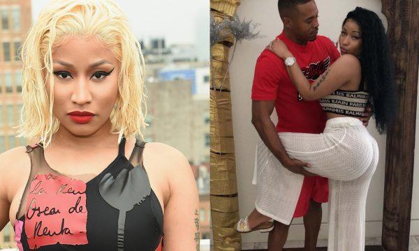 """Nicki Minaj revela detalhe sobre sua vida sexual com o namorado e fala sobre nomes de bebês: """"Já escolhemos"""""""