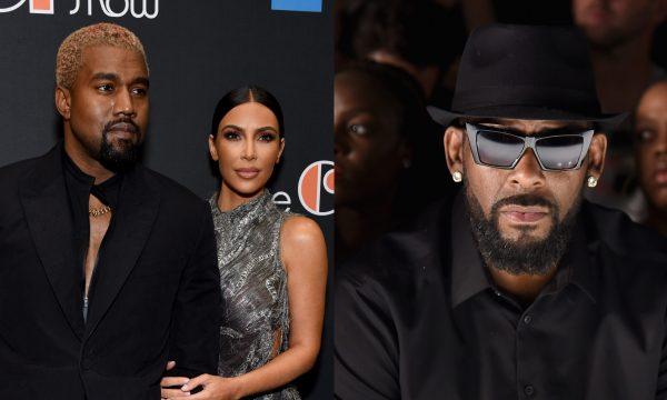 Kanye West é acusado de comparar caso de R. Kelly com Michael Jackson; Kim Kardashian sai em defesa do marido