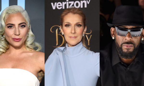Depois de Lady Gaga, Celine Dion também retira música com R. Kelly de seu catálogo, diz TMZ