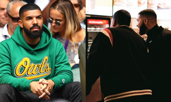 Rico! Drake surpreende funcionárias do McDonald's com gorjetas de 10 mil dólares