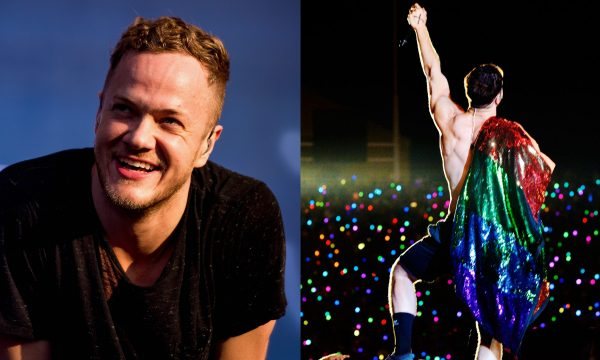 """Vocalista do Imagine Dragons, Dan Reynolds fala sobre sua relação com a causa LGBT: """"Unir a todos para entender as diferenças"""""""