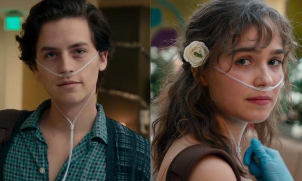 'A Cinco Passos de Você': Cole Sprouse e Haley Lu Richardson se apaixonam e enfrentam adversidades de doença no novo trailer do romance