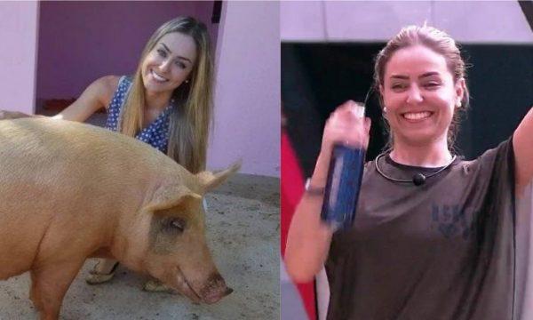 BBB 19 – Vídeo: Porca de Paula comemora vitória da sister na prova de resistência; assista!