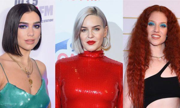 Dua Lipa, Anne-Marie e Jess Glynne lideram lista de indicados ao BRIT Awards 2019; confira!