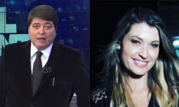 Repórter da Band, Bruna Drews, acusa Datena de assédio sexual e entra com processo contra apresentador