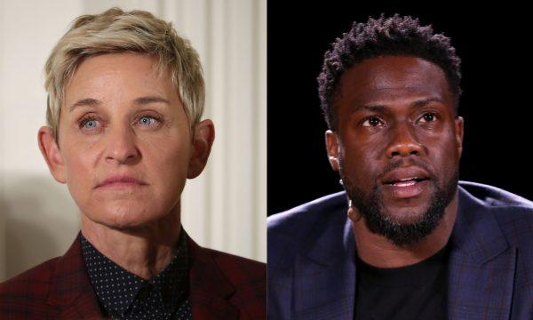 Ellen DeGeneres é criticada por apoiar Kevin Hart em polêmica de tuítes homofóbicos e se defende nas redes sociais; vem ver!