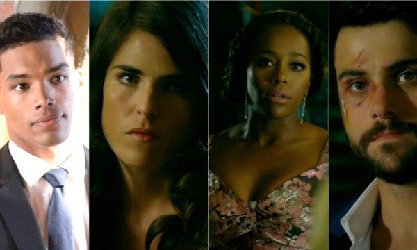 'HTGAWM': Laurel revela segredo de Gabriel aos colegas em cena tensa do episódio de retorno; assista!