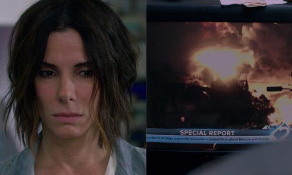 'Bird Box': Netflix é acusada de usar imagens de tragédia real durante cena apocalíptica do filme