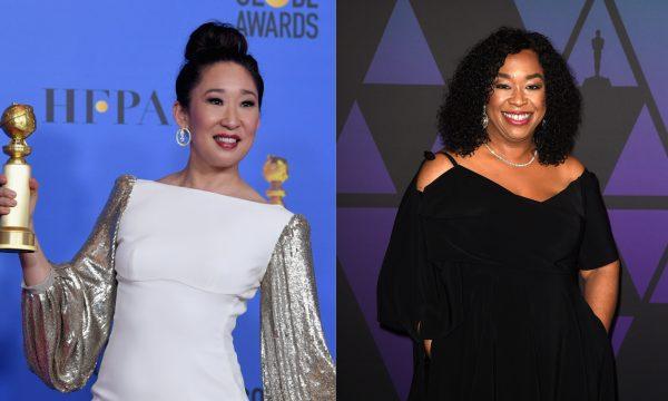 Globo de Ouro: Criadora e atores de 'Grey's Anatomy' mandam mensagens para Sandra Oh após vitória
