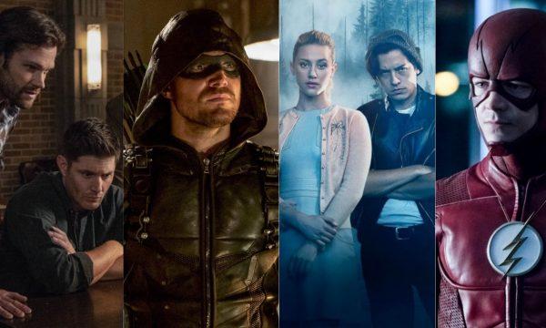 """Canal The CW renova """"Riverdale"""", """"Supernatural"""", """"Arrow"""", """"The Flash"""" e outras 6 séries: vem saber!"""