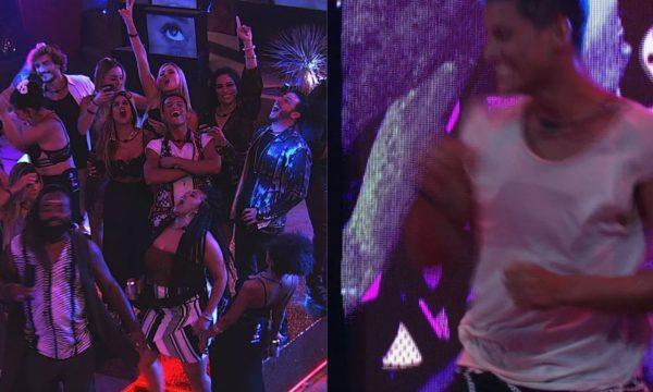 BBB 19: Primeira festa é marcada por danças animadas, conversas sobre o jogo e ZERO romance; vem ver!