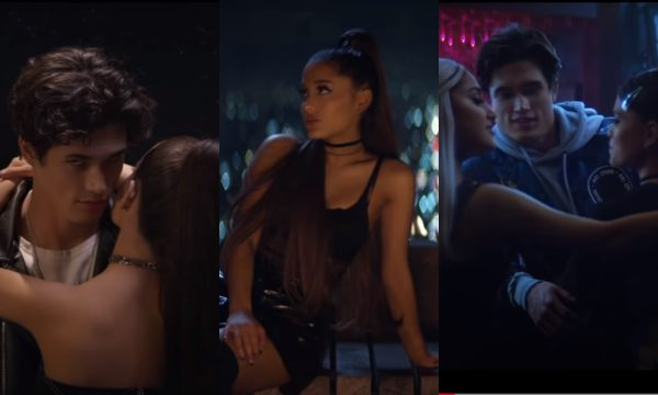 "Ariana Grande lança clipe bapho para ""break up with your girlfriend, i'm bored"" junto com novo álbum; vem ver!"
