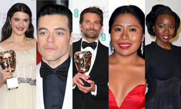 BAFTA 2019: 'A Favorita', 'Bohemian Rhapsody', 'Nasce Uma Estrela', 'Roma' e 'Pantera Negra' são premiados no Óscar britânico