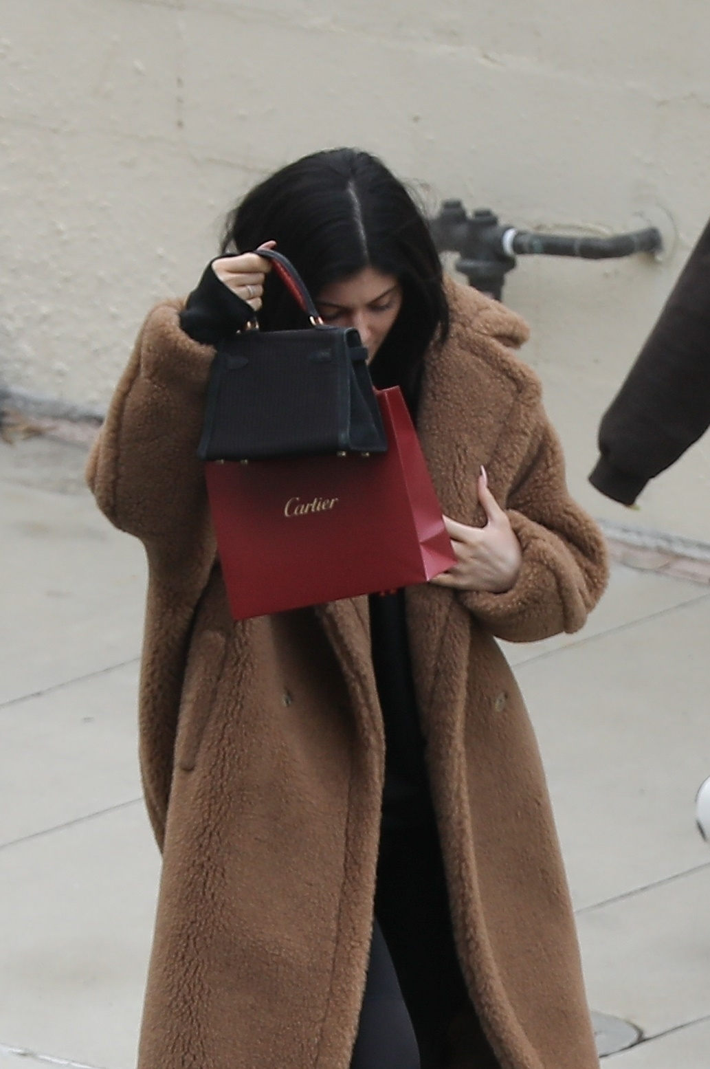 Kylie Jenner steps out for the first time since the news broke that her best friend Jordyn Woods cheated with her sister's man Tristan Thompson