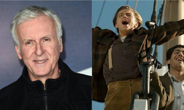 Improviso! James Cameron revela que Leonardo DiCaprio não estava interessado em dizer uma fala icônica de Titanic