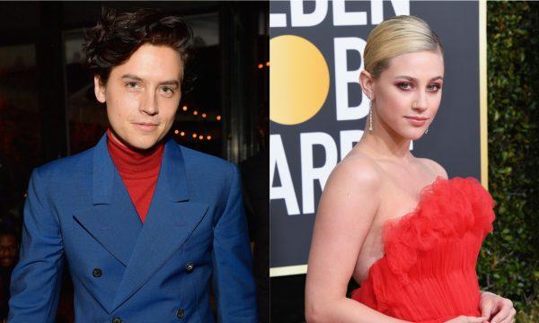 """Cole Sprouse comenta namoro com Lili Reinhart e fala sobre privacidade: """"Não é algo que escondemos"""""""
