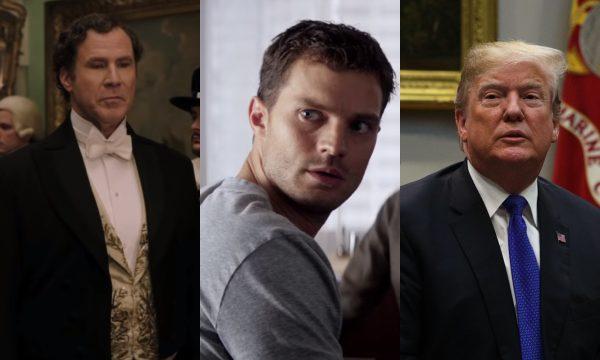 "Framboesa de Ouro 2019: Donald Trump, ""Holmes & Watson"" e ""50 Tons de Liberdade"" são alguns dos destaques; confira a lista completa de vencedores!"