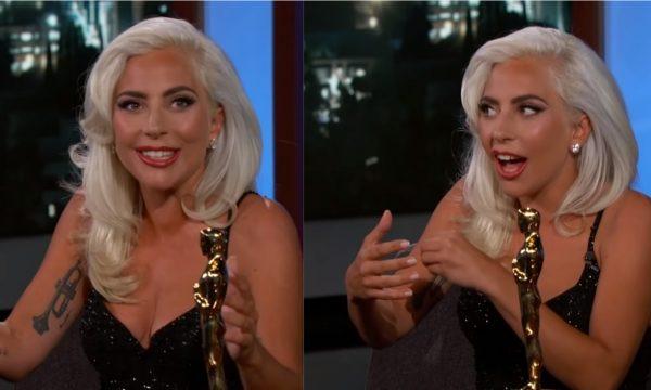 """Lady Gaga revela estratégia para ver """"Nasce Uma Estrela"""" no cinema sem ser reconhecida: """"Saio de fininho"""""""