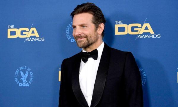 """Bradley Cooper comenta preparação para cantar com Lady Gaga no Oscar: """"Vou ficar aterrorizado"""""""