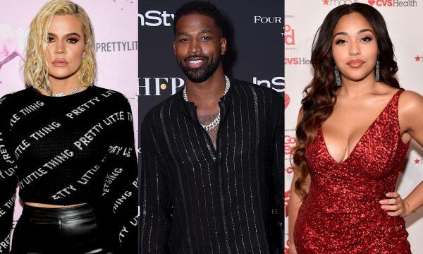 """OMG! Khloé Kardashian acusa Jordyn Woods de mentir sobre escândalo de traição de Tristan Thompson: """"Seja honesta!"""""""