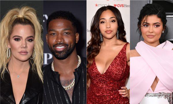 Khloé Kardashian reage a notícia de que Tristan Thompson a traiu com melhor amiga de Kylie