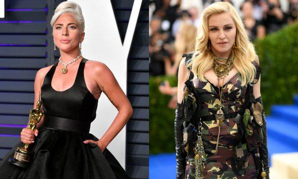Oscar 2019: OMG! Lady Gaga comparece à after party de Madonna e encontro rende foto inesperada; veja!