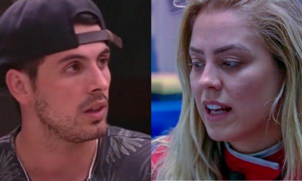 """BBB 19: Sexta é marcada por tensão entre Maycon e Isabella: """"Não existe nós dois""""; entenda a treta"""