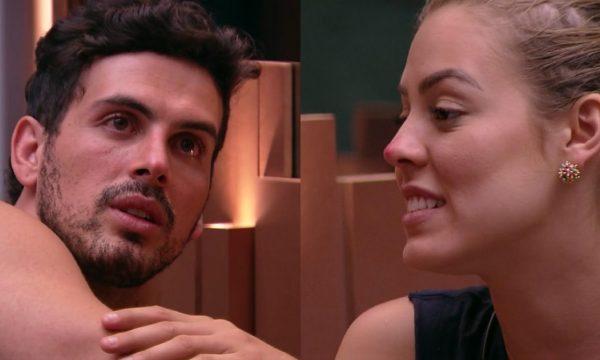 BBB 19: Em mais uma DR, Maycon pede nova chance a Isabella e se abala com reação da sister