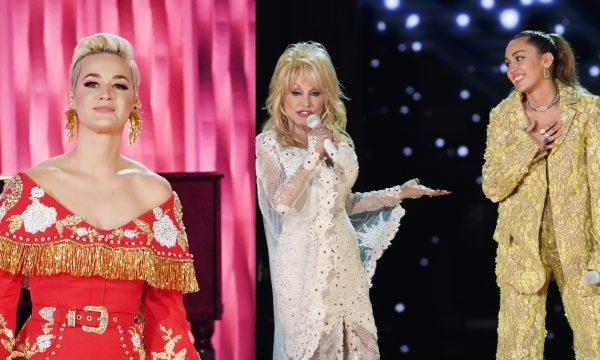 Grammy 2019: Miley Cyrus, Katy Perry e mais estrelas arrasam em homenagem à cantora country Dolly Parton; vem ver!