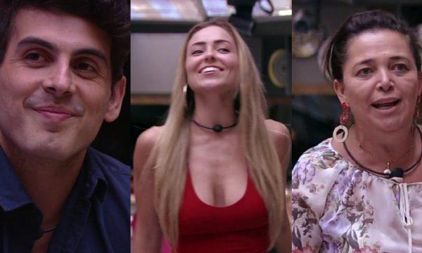 """BBB 19: """"Jogo da Discórdia"""" tem Maycon como alvo da casa e bapho entre Paula e Tereza: """"Chata pra c*ralho"""""""