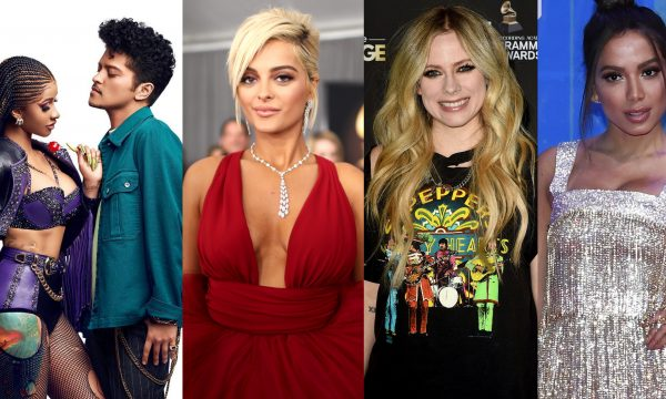 Parceria bapho de Cardi B e Bruno Mars, novo single de Bebe Rexha, aguardado álbum de Avril Lavigne, feat animado de Anitta e muito mais nos Lançamentos de Sexta