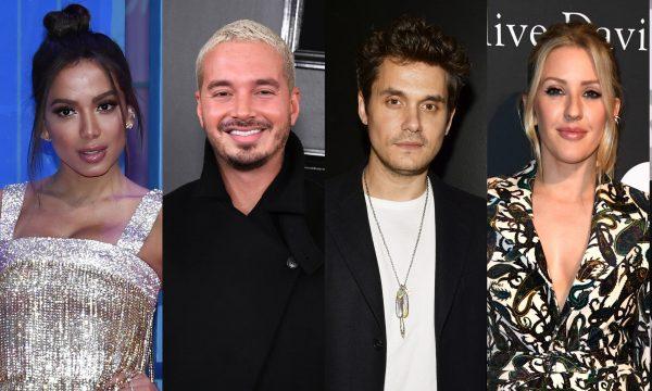 """""""Bola Rebola"""" de Tropkillaz com Anitta, J Balvin e Mc Zaac; single delicinha de John Mayer; faixa poderosa de Ellie Goulding; EP de Diplo e mais nos """"Lançamentos de Sexta"""""""
