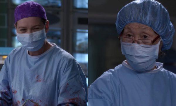"""OMG! Enfermeira icônica de """"Grey's Anatomy"""" fala com Meredith pela primeira vez em 15 temporadas; vem ver!"""