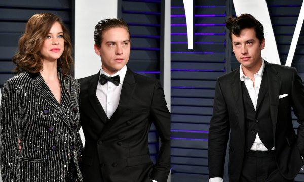 Barbara Palvin finalmente conheceu o irmão de seu namorado Dylan, Cole Sprouse, em festa do Oscar; veja foto
