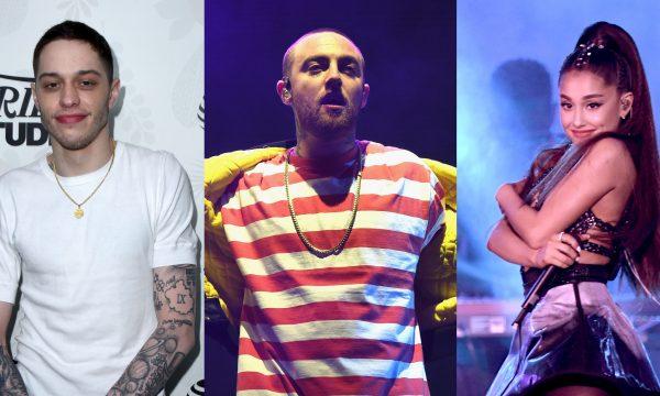 Ex de Ariana Grande, Pete Davidson expulsa da plateia homem que tentou fazer piada com a morte de Mac Miller