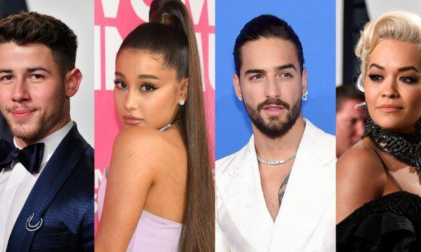 Retorno dos Jonas Brothers; parceria bapho de Ariana Grande e 2 Chainz; single animado de Maluma e remix de Rita Ora são destaques nos Lançamentos de Sexta