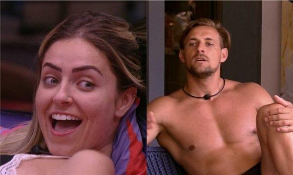 BBB 19: Paula causa ao falar sobre atributo de Diego: 'Já vi o trem dele na piscina!'